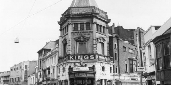 Visit the Archives at The Kings Theatre