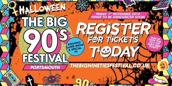 The Big Nineties Festival - Portsmouth