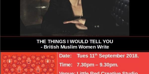Dar Aminah Author Event with Sabrina Mahfouz