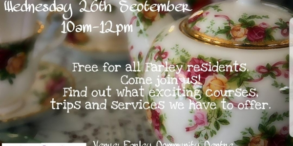 Farley Pamper Party