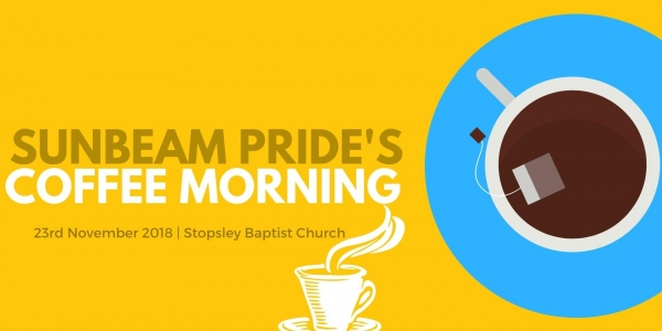 Coffee Morning with Sunbeam Pride