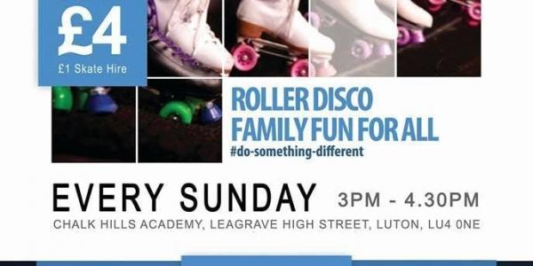 Luton- Roller Disco - RollBack