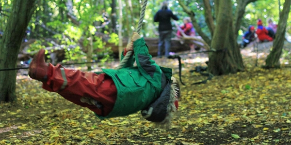 Forest School Holiday Club Wednesday 10 April 2019
