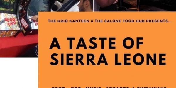 A Taste of Sierra Leone