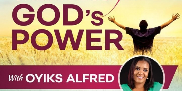 The Incredible Greatness of God's Power with Oyiks Alfred!