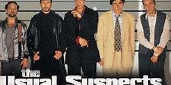 Film night (3rd July) - The Usual Suspects (18)
