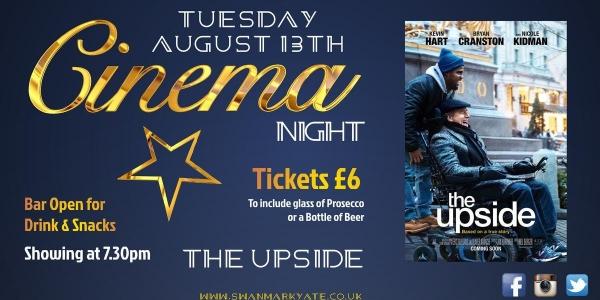 CINEMA NIGHT - The Upside