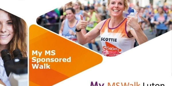 MY MS WALK LUTON 2019