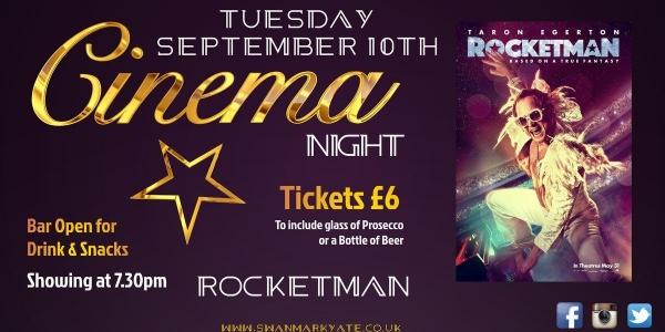 CINEMA NIGHT - Rocketman