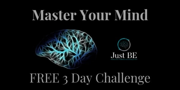 Master Your Mind - FREE 3 Day Online Challenge