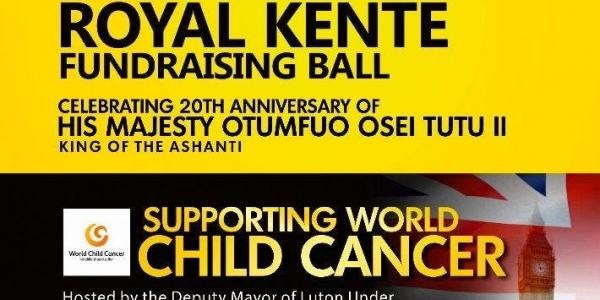 Annual Royal Kente Fundraising Ball