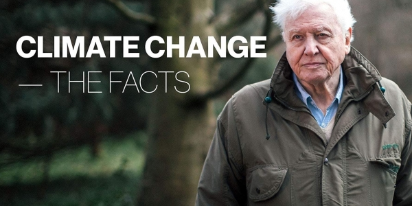Film Night: David Attenborough's 'Climate Change – The Facts'