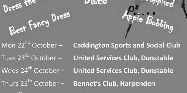 24th October - Halloween Party 2019 - Perfect Personalised Parties