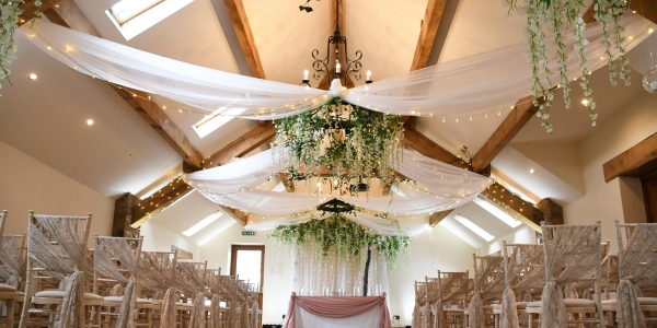 Beeston Manor Wedding Open Evenings - 18th, 19th, 20th and 21st November