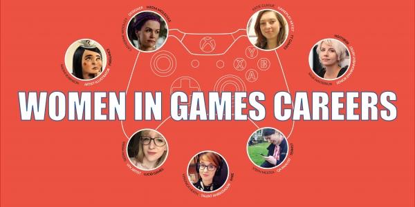 UCLan I Women in Games Careers