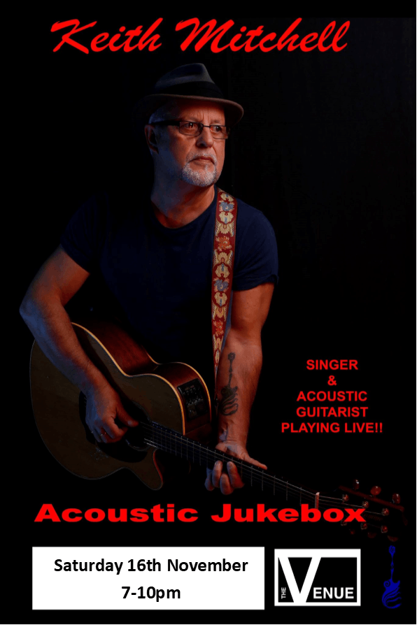 Keith Martin - Acoustic Juke Box