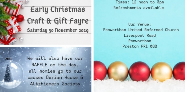 Gift & Craft Fayre