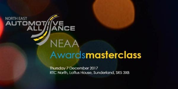 NEAA Awards Masterclass with Horizonworks