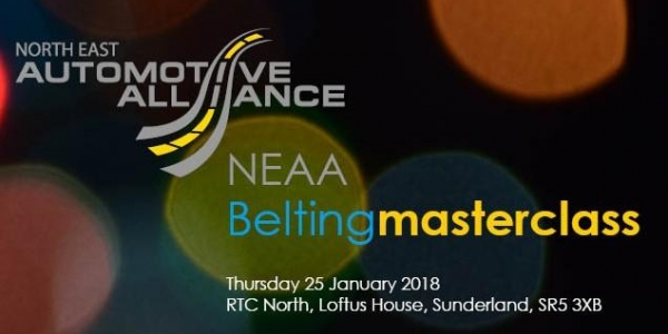 NEAA Belting Masterclass with GB Belting