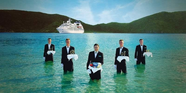 Discover Seabourn by the Sea...