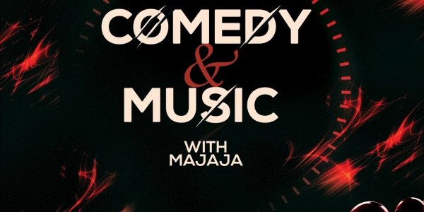 ACS SUNDERLAND, NSS & 3D YOUTH; COMEDY AND MUSIC WITH MAJAJA