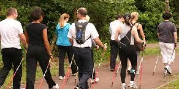 Sunderland College-City Campus-Nordic Walk