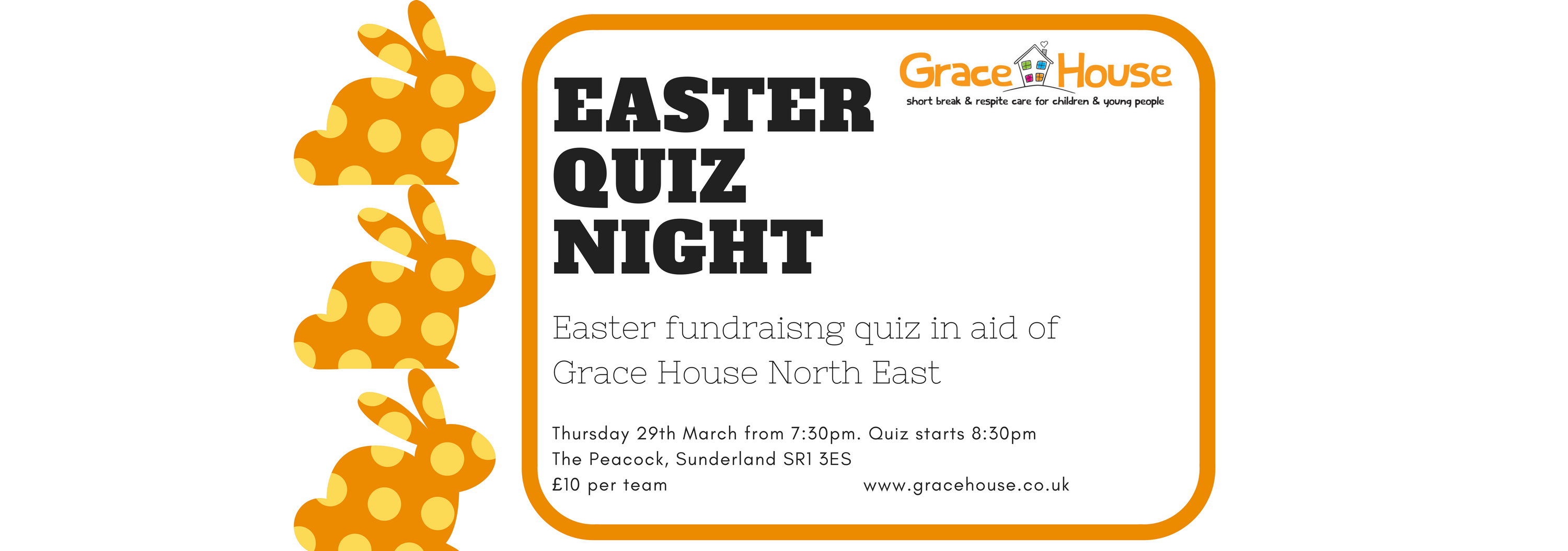 Grace House Easter Quiz