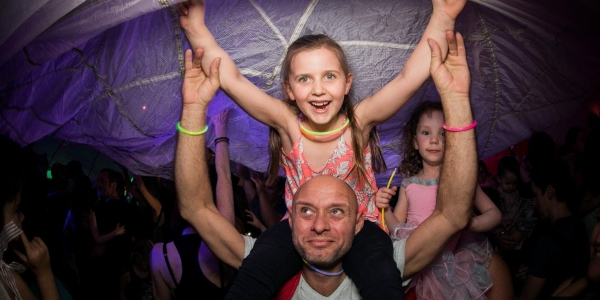 BFLF Sunderland 'Hat and Moustache' themed Father's Day Family Rave - 16th June