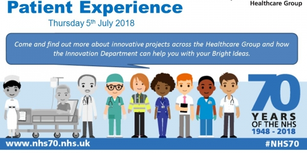 Innovation Showcase: Patient Experience