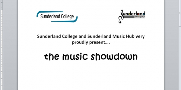 The Youth Music Showdown