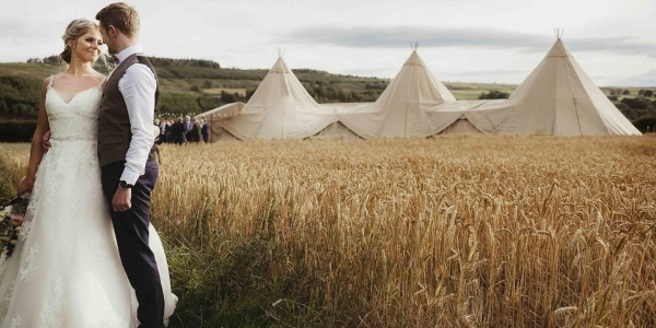The Tipi People Wedding Open Day