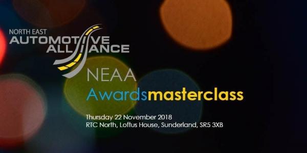 NEAA Awards Masterclass with Bradley O'Mahoney Public Relations