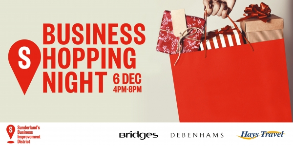 Christmas VIP Shopping Night 2018