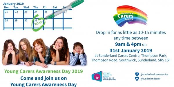 Young Carer Awareness Day 2019