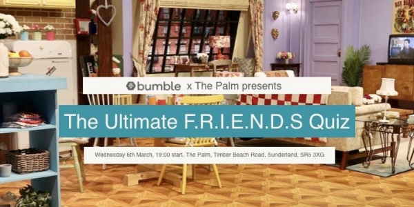 The Ultimate F.R.I.E.N.D.S Quiz