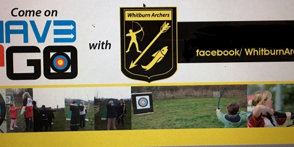 Whitburn Archers Beginners Sessions