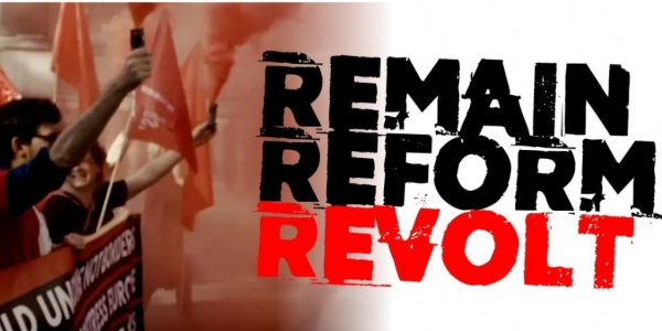 Remain Reform Revolt - Sunderland