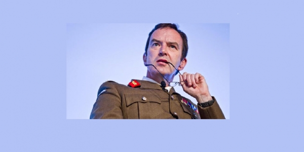 Public Lecture Series: Major General Mitch Mitchell