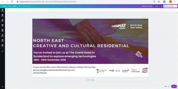 Creative & Cultural Residential