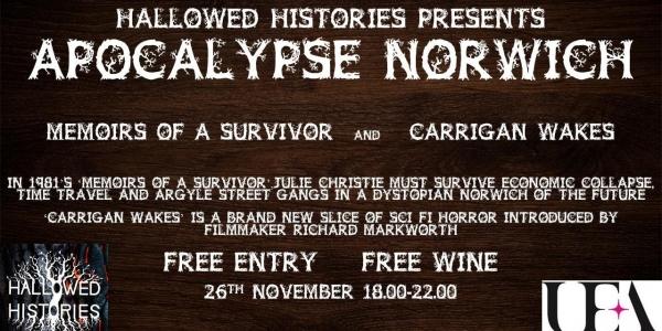 Hallowed Histories Present - Apocalypse Norwich