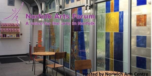Norfolk Arts Forum Open Space