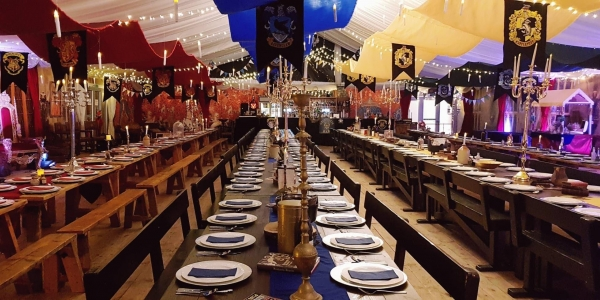Magical Christmas Party Experience Norwich