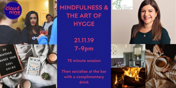 Mindfulness & The Art of Hygge at the Boudicca