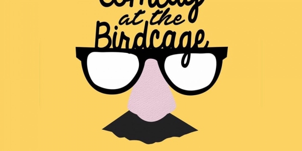 Birdcage NEW Comedy - November - feat. Alexander Oliver!