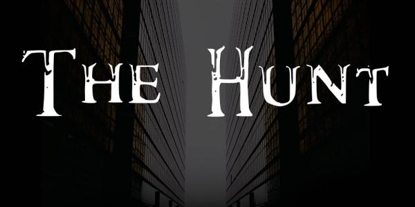 THE HUNT - SCAVENGER HUNT