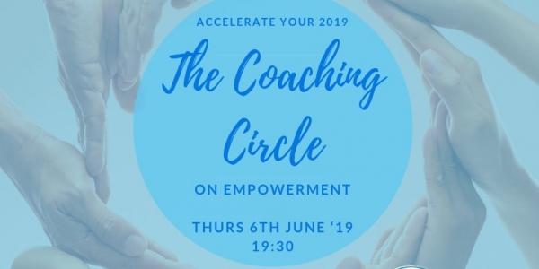 Coaching Circle - 6th June 2019 - on Empowerment