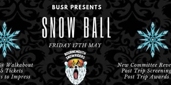 BUSR Snow Ball