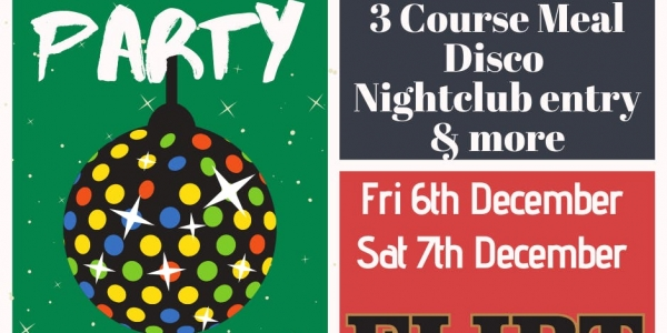 Christmas Disco Party