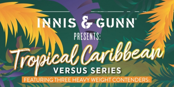 Tropical Caribbean: Beers vs Rum vs Food