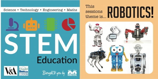STEM Education Meet-up - V&A Dundee